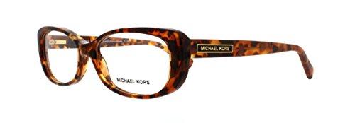 MICHAEL KORS Eyeglasses MK 4023 3066 Brown Tortoise 54MM (54 Mm Eyeglasses)