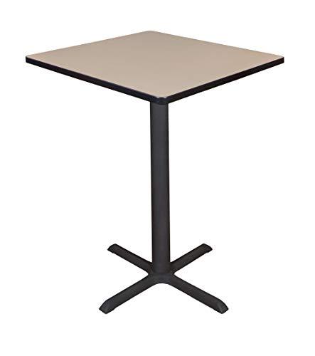 Regency A-TCB3030IV Cali Square Cafe Table, 30