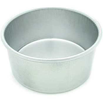 Parrish's Magic Line Round Cake Pan, 10 by 3-Inch Deep