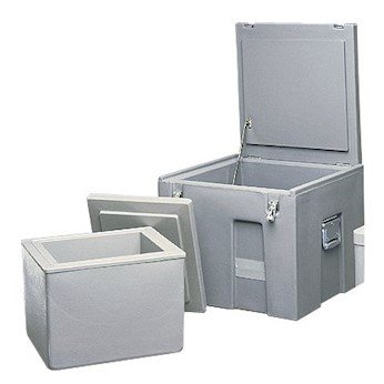ThermoSafe 303 Dry Ice Storage Chest, 2.5 cu ft, 155 lb capacity