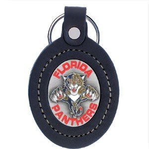 on sale b174a 7cb2f Amazon.com : Florida Panthers Large Leather & Pewter Team ...