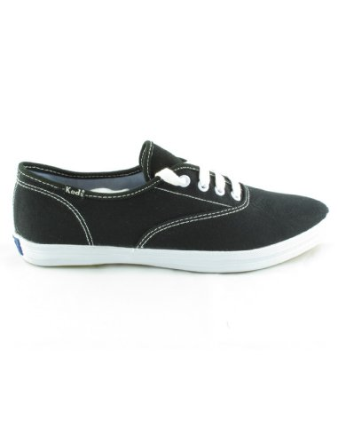 Keds Women's Trainers Negro Black L7u5juN