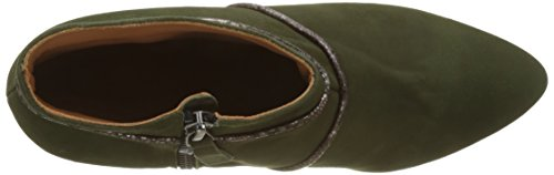 Go Femme Classiques Keops Army Vert Or Vert Lydia Suede Bottines Emma USqHpRq