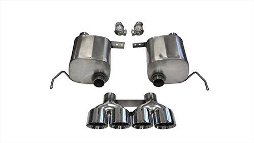 Corsa Corvette Exhaust System - CORSA 14762 Valve-Back Exhaust System