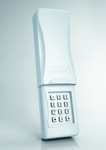 SOMMER 1042V003 Direct Drive 3/4 Hp Garage Door Opener Incl. Wireless Keypad ''New''. Quiet. Durable. Strong