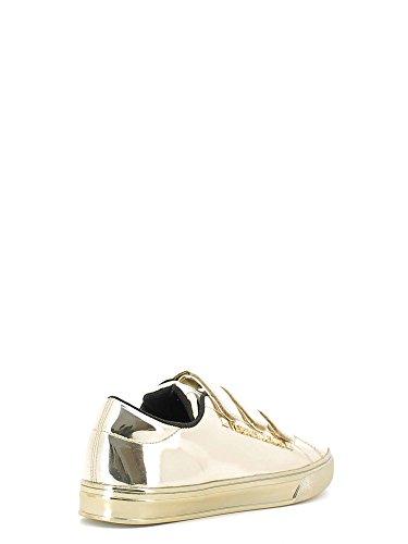 Versace Jeans E0VOBSF375399901 Turnschuhe Frauen Gold
