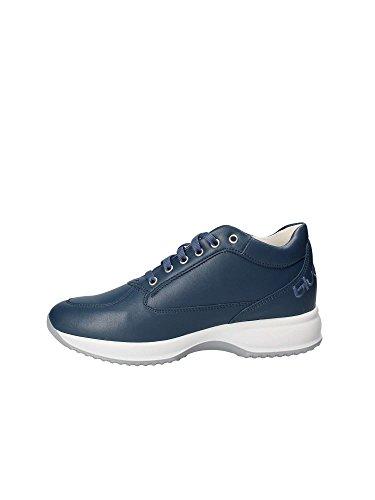 682002 Blu Damen Byblos Sneakers blu Blau Byblos OOrSqwXt