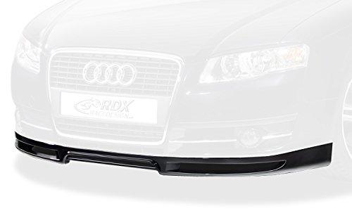 Spoiler avant Audi A4 B7 2005-2008 incl. Cabrio (GFK) RDX Automotive GmbH RDFA005