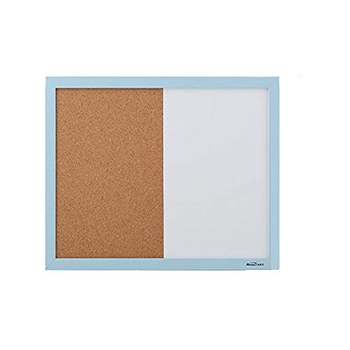 - 15 x 12 Combination Dry Erase Boards,Magnetic White Board Cork Board for Home or Office,Wall Mounted Memo Board with Magnetic Buckle,Push Pin
