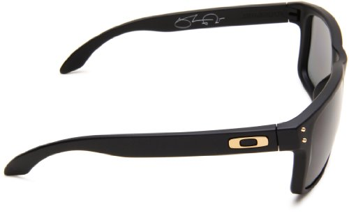 Oakley Holbrook Shaun White Matte Black Polarized