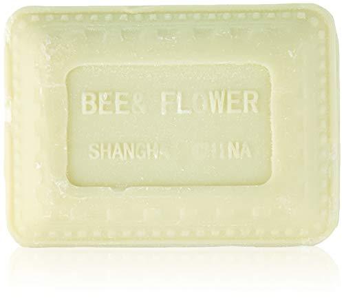 Bee And Flower Jasmine Bar Soap, 2.65 Ounce - 12 per case.