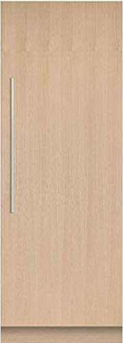 (Fisher Paykel RS3084SRK1 30 Inch Built In Counter Depth All Refrigerator with 16.3 cu. ft. Capacity, in Panel Ready)