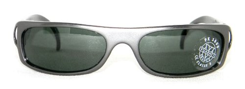 210$ New+Box Vuarnet Gray Sunglasses 102 Px3000 Mineral lens Lunettes - With Side On V Sunglasses
