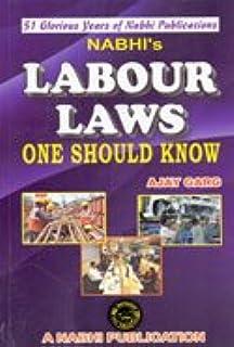 Amazon in: Buy Shram Kanoon Swyam Janiye (Labour Laws) (in