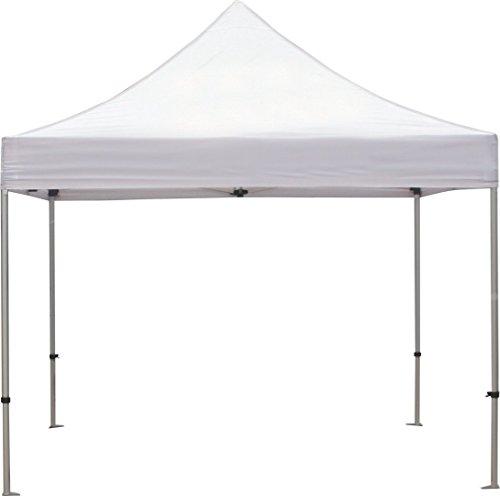 Exhibitor's Handbook TNT-3MX3M-CAN-WHT Zoom Popup Tent Canopy Only, 10', White by Exhibitor's Handbook