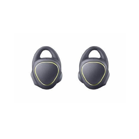 Cheap Earbud Headphones Samsung Gear IconX Cordfree Fitness Earbuds with Activity Tracker - Black