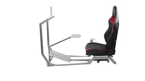 GTR Simulator - GT Model with Real Racing Seat, Driving