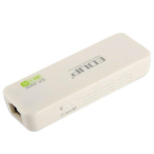 Amazon.com: Edup Ep-2906 Mini Wifi 150m Rj45 Wireless Ap Client Adapter for PSP Tablet Pc , Ipad , Iphone, Laptop: Computers & Accessories