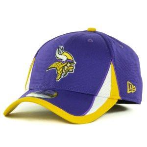 NFL Minnesota Vikings Team Color Training 39THIRTY Cap, Large/X-Large