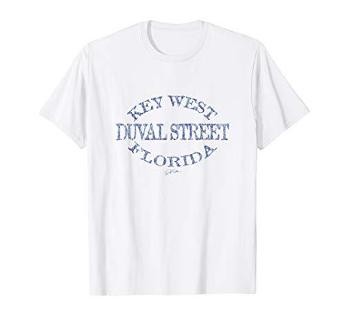 JCombs: Duval Street, Key West, FL T-Shirt