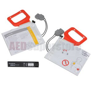 CHARGE PAK and 2 Electrodes CR Plus/Express (3201616 002) - 11403-000001 from Physio-Control