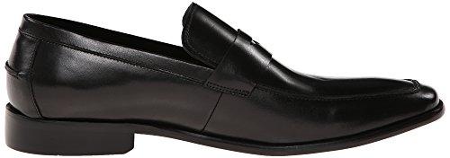 Kenneth Cole New York Heren Van-tage Point Le Instapper Loafer Zwart