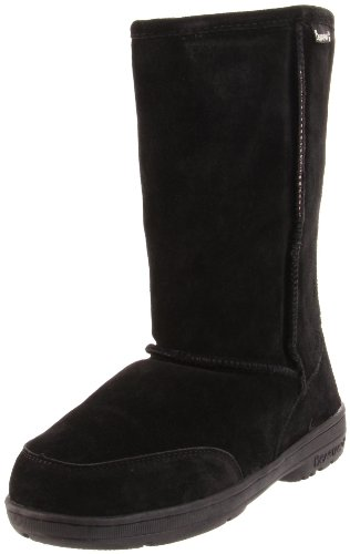 Stivale Da Donna A Petto Di Vitello Bearpaw Nero