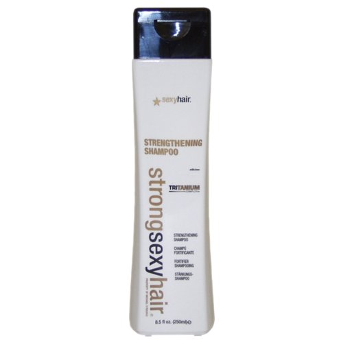 Strong Sexy Strengthening Shampoo - Strong Sexy Hair Strengthening Shampoo By Sexy Hair, 8.5 Ounce