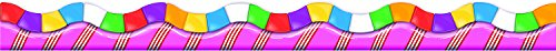 Eureka Candy Land Dimensional Look Deco Trim Extra