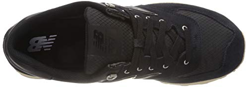 New Noir Baskets D black Homme Balance Mode Ml574 qPwqUW8H