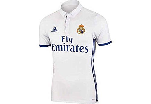 新しい。Real MadridホワイトJersey 2016 – 17サイズXL B07B78J8Q7