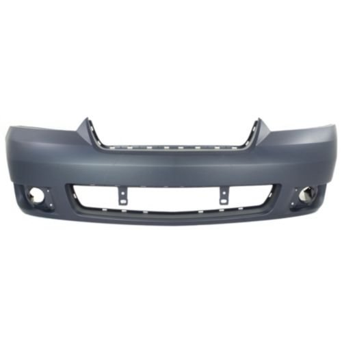 Make Auto Parts Manufacturing – FRONT BUMPER COVER; WITH FOG LIGHT HOLES; LT/LTZ MODELS – GM1000768