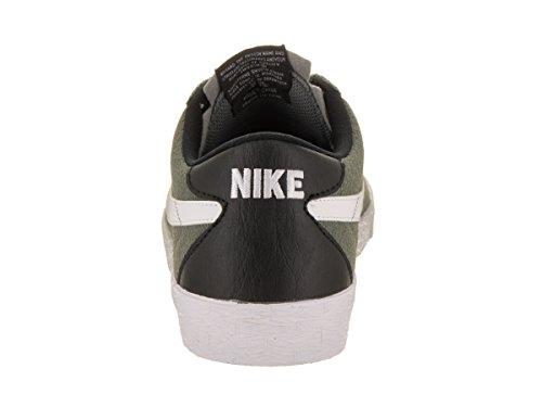 Tumbled SE Zoom SB Shoe NIKE PRM White Skate Bruin Mens Black White Grey qOWgwW861