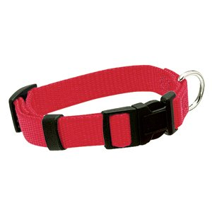Weaver Leather Prism Snap-N-Go Collar, Small, Hot Pink