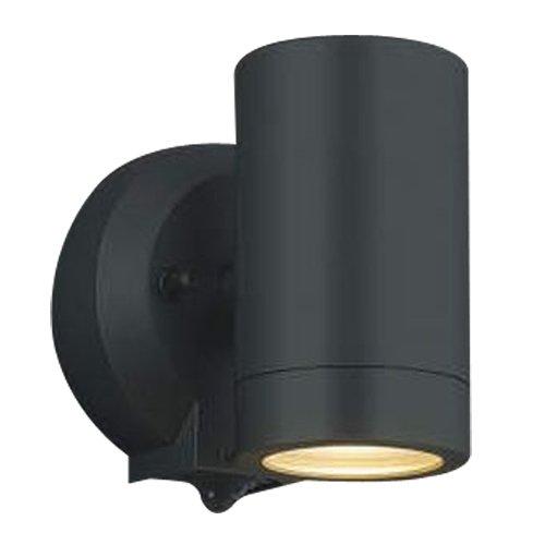 コイズミ照明 人感センサ付スポットライト マルチフラッシュタイプ 黒色塗装 AU42380L B00Z51EN4S 13718