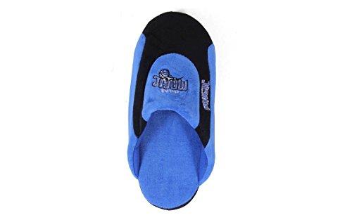 Happy Feet Och Bekväma Fötter Mens Och Womens Officiellt Licensierade Nba Låga Pro Tofflor Orlando Magic