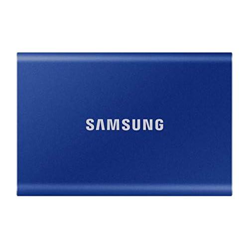 chollos oferta descuentos barato Samsung T7 500 GB Rojo