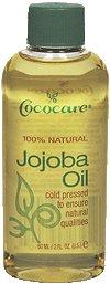 Cococare All Natural 100% Jojoba Oil, 2 Ounce
