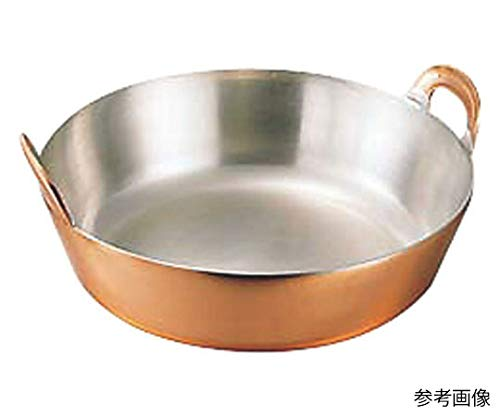 銅揚鍋 48cm/62-8168-47   B078YHP7KF