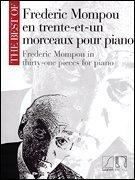 Download Frederic Mompou - 31 Pieces for Piano ebook