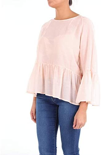 JUCCA Luxury Fashion Donna J2912114SALMONE Rosa Blusa | Stagione Outlet