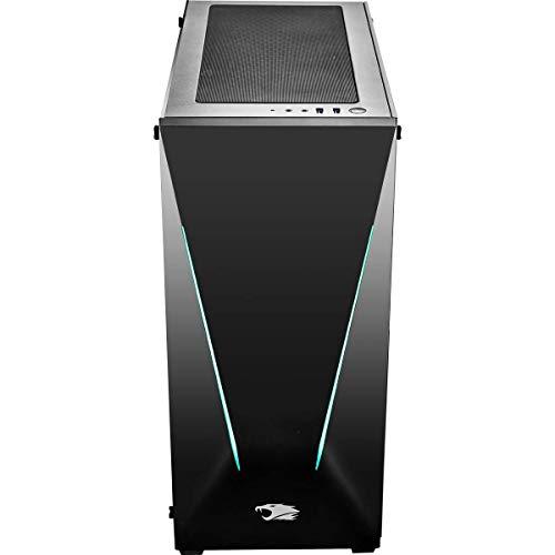 iBUYPOWER Pro Gaming PC Computer Desktop Intel i5-9600k 6-Core 3 7 GHz,  Geforce RTX 2070 8GB, 16GB DDR4, 1TB HDD, 240GB SSD, Z370, Performance