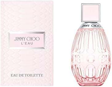 JIMMY CHOO L'eau Eau De Toilette, Floral Fruity Musky, 1.3 fl.oz.