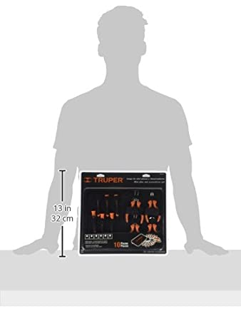 TRUPER JGO-MP-DJ 10-Pc Set, Comfort Grip - - Amazon.com