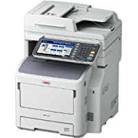 OKI 62441704 MB Wireless Monochrome Printer with Scanner, Copier and Fax