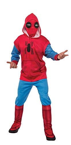 Rubie's Men's Adult Spider-Man: Homecoming Deluxe Sweats Costume, As/Shown, -