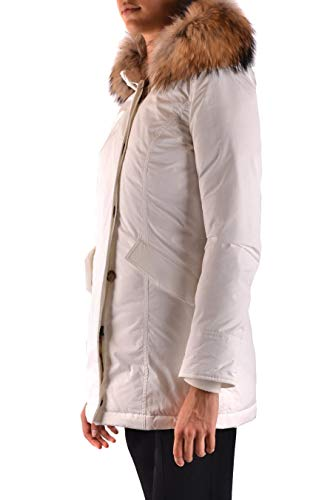 Wwcps2604cf408270 Woolrich Poliammide Donna Cappotto Bianco Cfwqnp04qx