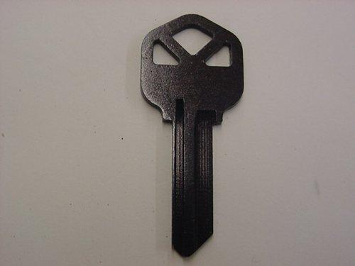 Black Kwikset Key Blank ()