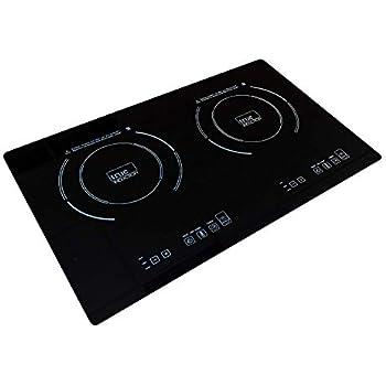 Amazon.com: Cocina vitrocerámica de inducción ...