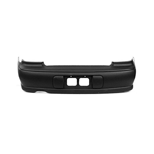MBI AUTO - Painted to Match, Rear Bumper Cover for 1997-2003 Chevy Malibu 97-03, -